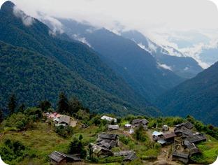 Settlement at Tsoka