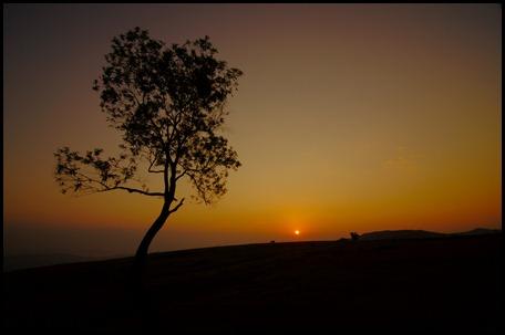 Sunrise at Kaas