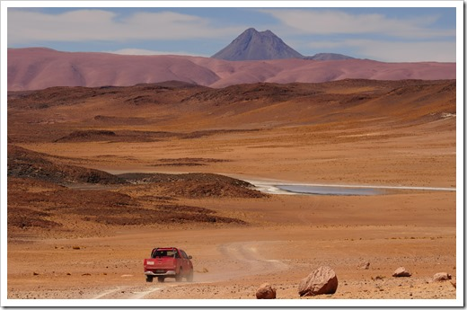 Exploring the Atacama Desert in Chile- Salar de Tara
