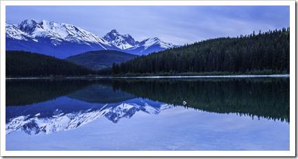 Lake Patricia, Jasper National Park