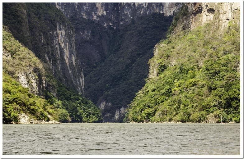 Canyon del Sumidero, Chiapas, Mexico